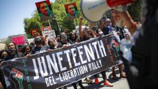 Juneteenth USA slavery
