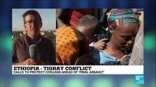 2020-11-25 16:02 Ethiopa-Tigray crisis: More than 40,000 refugees have fled to Sudan