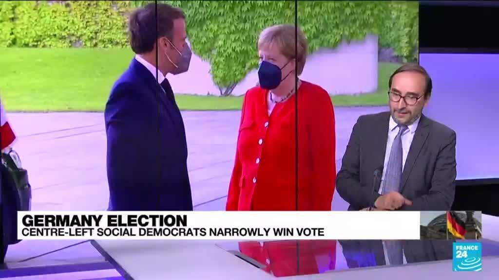 2021-09-27 12:04 France welcomes German election outcome as victory for 'continuity'