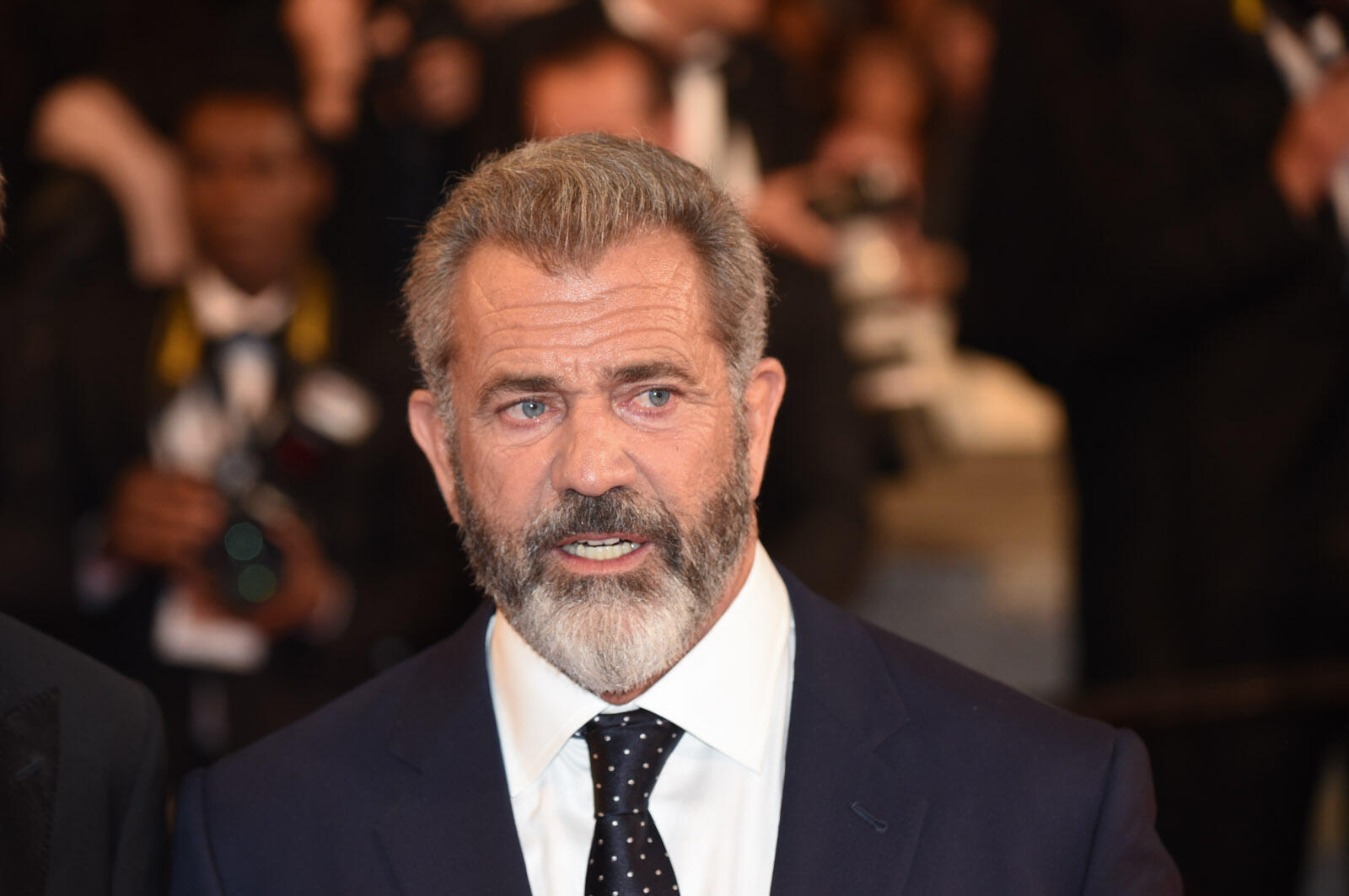 "Hollywood star Mel Gibson is back in Cannes to promote his latest movie, ""Blood Father"", in which he plays a former convict trying to steer his 16-year-old daughter away from the company of drug dealers."