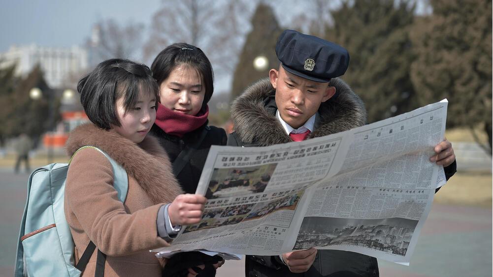 Pyongyang, Corea del Norte, el 27 de febrero de 2019.