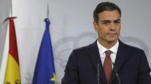 Pedro Sanchez a annoncé qu'il bloquera l'accord sur le Brexit si la partie concernant Gibraltar n'est pas amendée.
