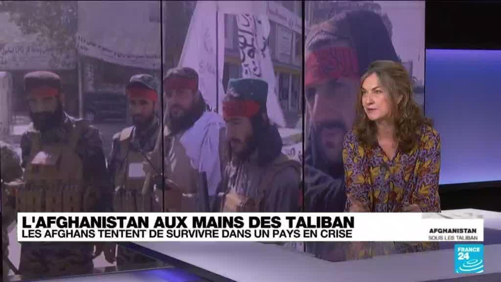 """2021-10-06 10:04 L'Afghanistan aux mains des Taliban : """"C'est la Charia qui guide leurs pas"""""""