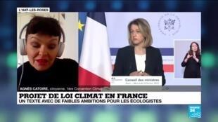 2021-02-10 14:03 Loi Climat : un texte avec de faibles ambitions pour les écologistes