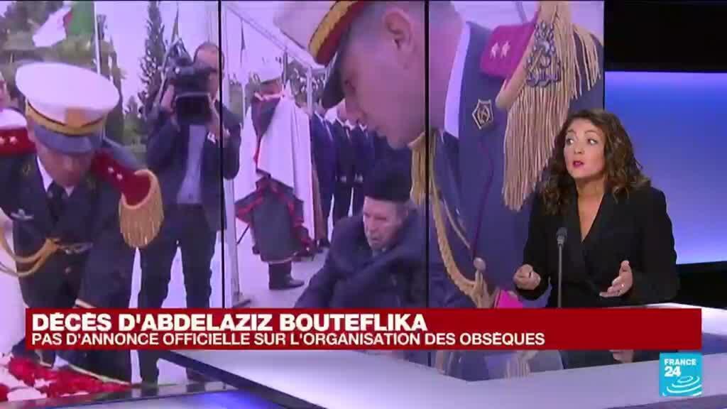 2021-09-18 15:00 Décès d'Abdelaziz Bouteflika : pas d'annonce officielle sur l'organisation des obsèques