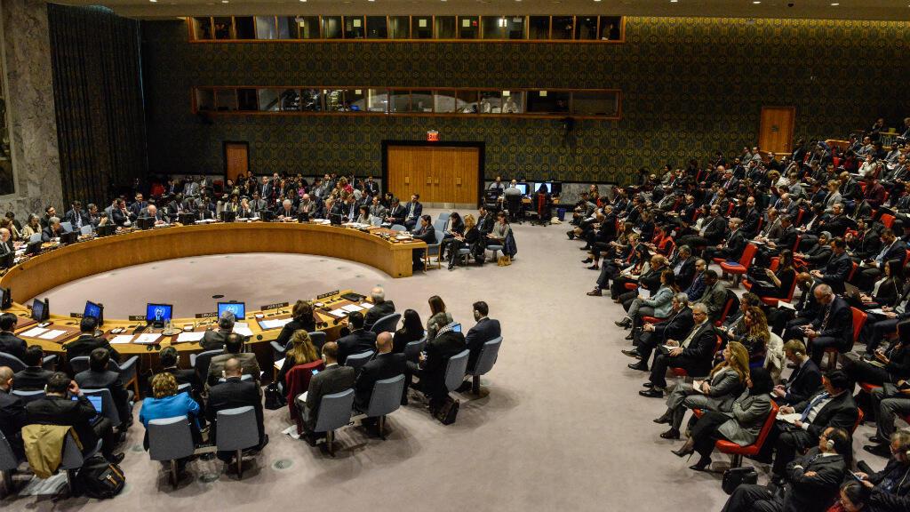 مجلس الأمن الدولي يبحث القرار الأمريكي الأخير حول القدس 8 ديسمبر 2017