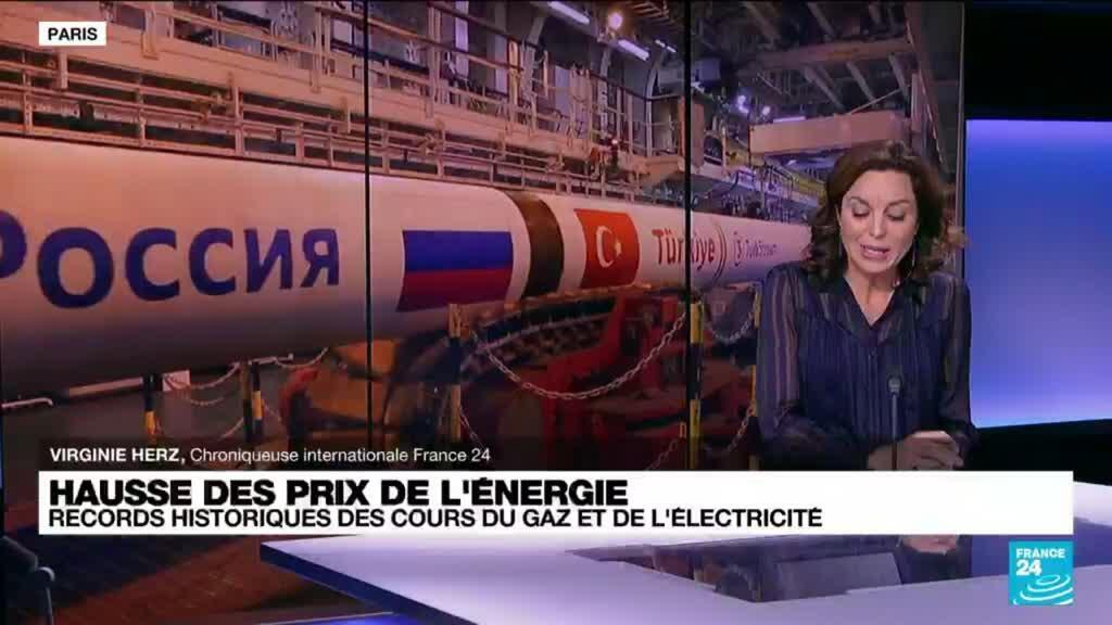 2021-10-13 14:14 Energie : Bruxelles veut inciter les Etats à baisser les taxes pour atténuer la flambée des prix