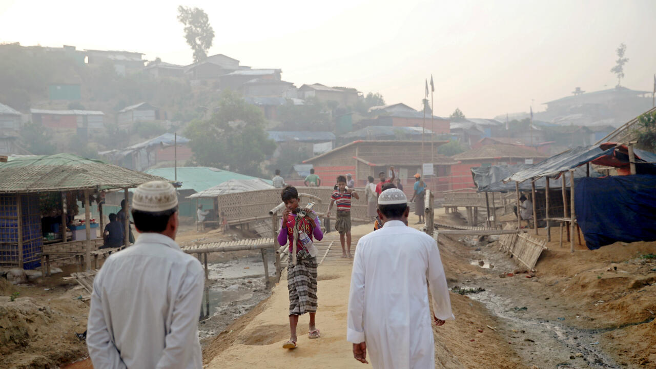 Rohingya Bangladesh myanmar