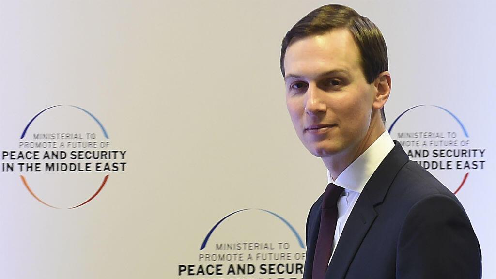 El asesor de la Casa Blanca de Estados Unidos, Jared Kushner, asiste a la conferencia sobre paz y seguridad en el Medio Oriente en Varsovia, el 14 de febrero de 2019.