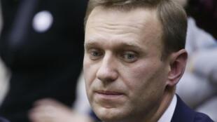 Alexei Navalny es considerado el único opositor en la esfera política de Rusia