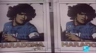 """2020-11-26 08:03 """"He created football': Maradona's death plunges Naples, football into mourning"""