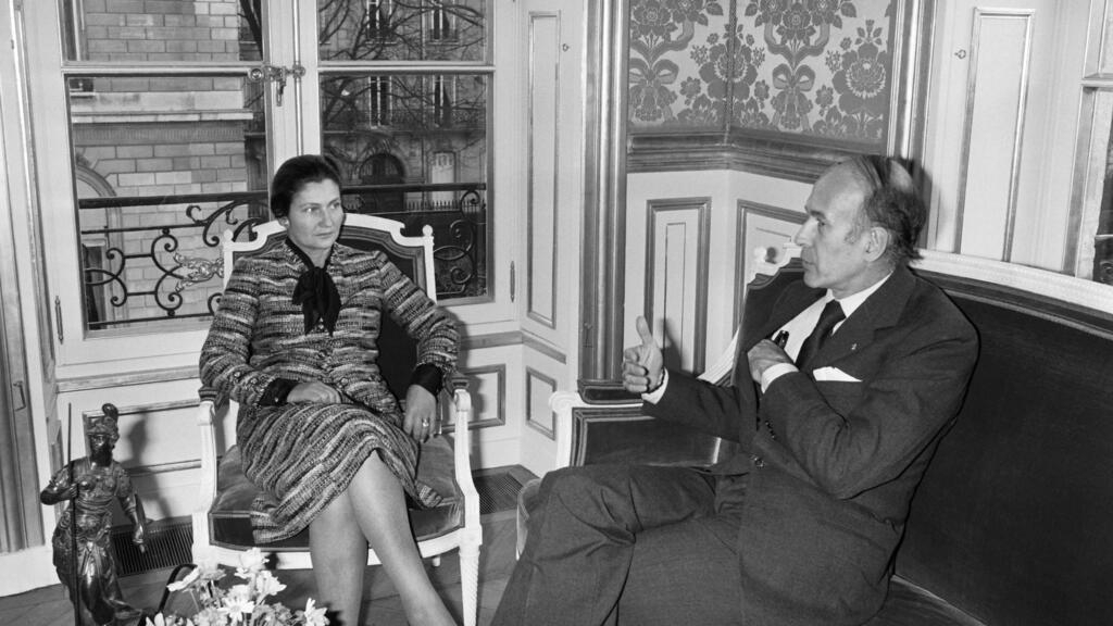 Giscard grasped the 70s mood, but French women won their own rights