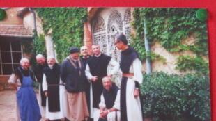 رهبان تبحيرين خطفوا في آذار/مارس 1996 بالمدية وأعلن وفاتهم في 23 أيار/مايو.
