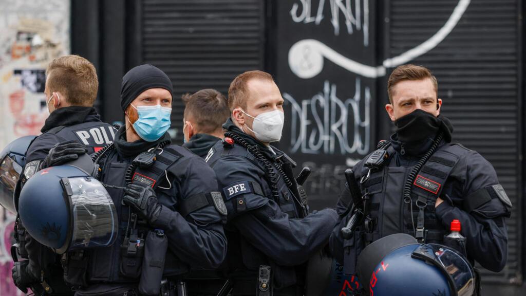 La police allemande démantèle un vaste réseau internet de pédopornographie