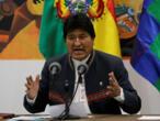 En Bolivie, Evo Morales revendique la victoire à l'élection présidentielle