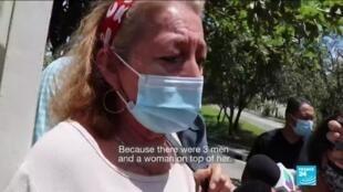 2021-03-30 11:10 Mexico vows justice over police killing of Salvadoran