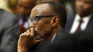 Le président rwandais Paul Kagame a choisi les fêtes de fin d'année pour annoncer sa candidature à l'élection présidentielle de 2017.
