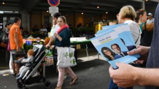 Comme à Nantes, les candidats du parti En Marche ont bénéficié à plein de l'effet Macron