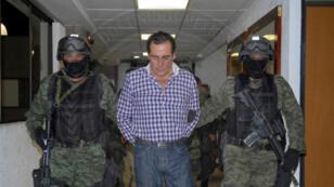 Héctor Beltrán Leyva, aprehendido en el año 2014, lideró uno de los carteles más importantes de la droga en México