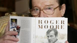 Roger Moore avait interprété à sept reprises le rôle du célèbre agent britannique, James Bond.