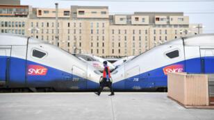 """Le 17 avril, l'Assemblée a adopté en première lecture le projet de loi """"pour un nouveau pacte ferrovaire""""."""