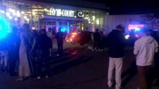 ثمانية أشخاص جرحوا في اعتداء مينيسوتا.