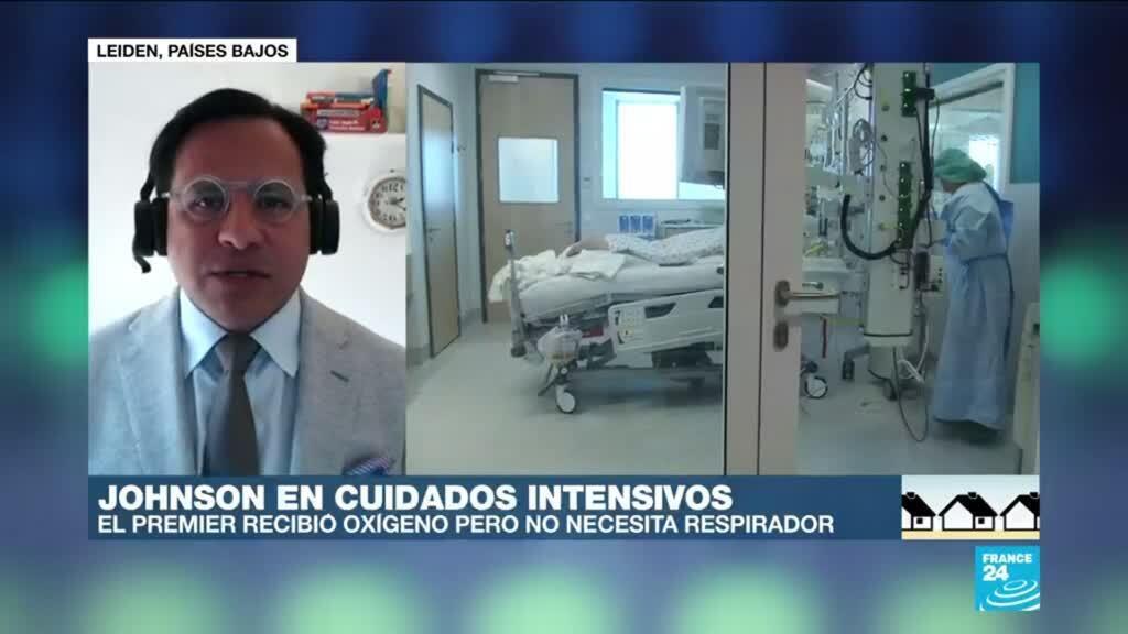 Consulta con el médico cuidados intensivos