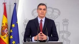 España decreta el estado de alarma y limita la movilidad a todos sus ciudadanos debido a la pandemia del coronavirus.