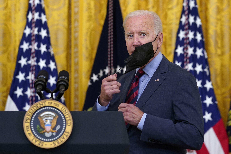 USA Coronavirus Biden