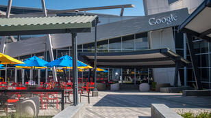 Le Googleplex, situé à Mountain View, en Californie.