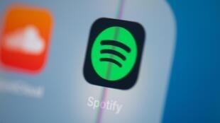 Le logo de Spotify