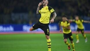 Barca loan recruit Paco Alcacer makes dream start for Dortmund