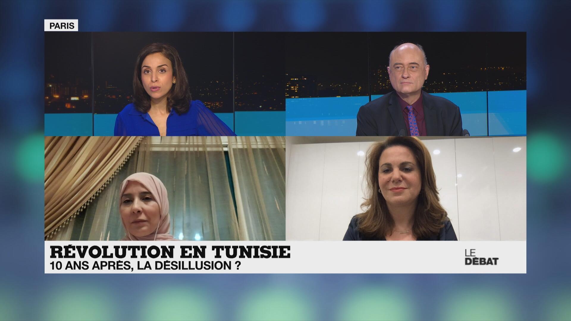 Le Débat de France 24 - jeudi 17 décembre 2020