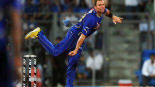 Warne was the Royals skipper when they clinched the Indian Premier League cup in its inaugural edition in 2008