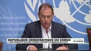 rapport de l'onu sur les crimes contre l'humanité en Ituri