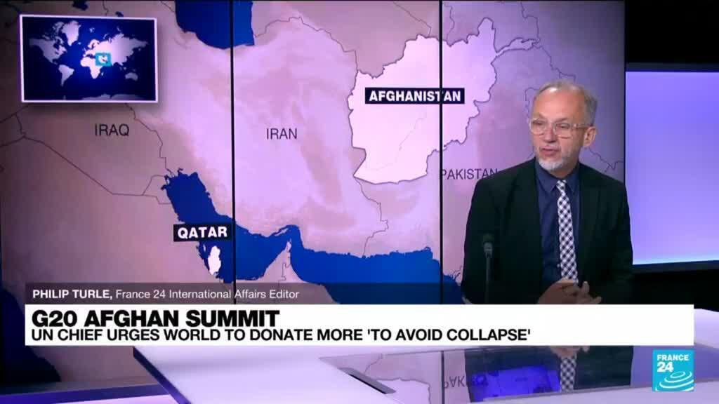 2021-10-12 11:05 Under-pressure Taliban meet EU-US delegation in push for support