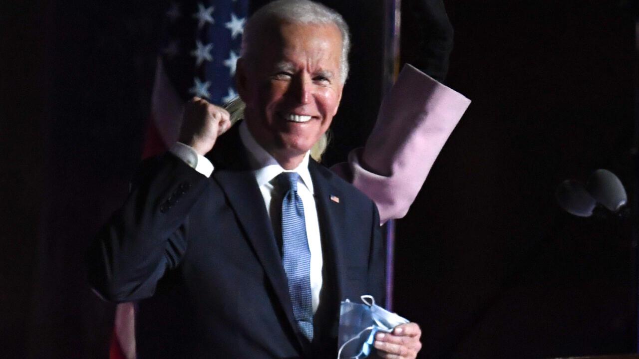 El Demócrata Joe Biden Es Elegido Nuevo Presidente De Estados Unidos