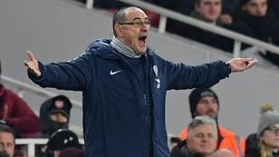 Chelsea manager Maurizio Sarri lambasted his side's mentality in losing 2-0 to Arsenal on Saturday