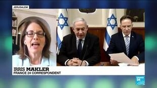 2019-12-26 08:01 Israel's Netanyahu faces challenge from Likud rival in leadership race, FRANCE 24's Irris Malker reports