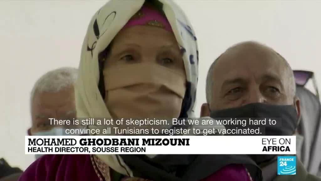 2021-04-29 21:52 Coronavirus pandemic in Tunisia: Health system on brink of collapse