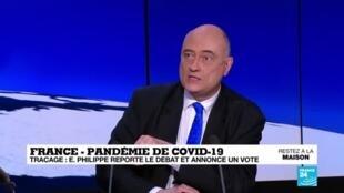 2020-04-28 17:02 Coronavirus - Traçage : Philippe reporte le débat et annonce un vote