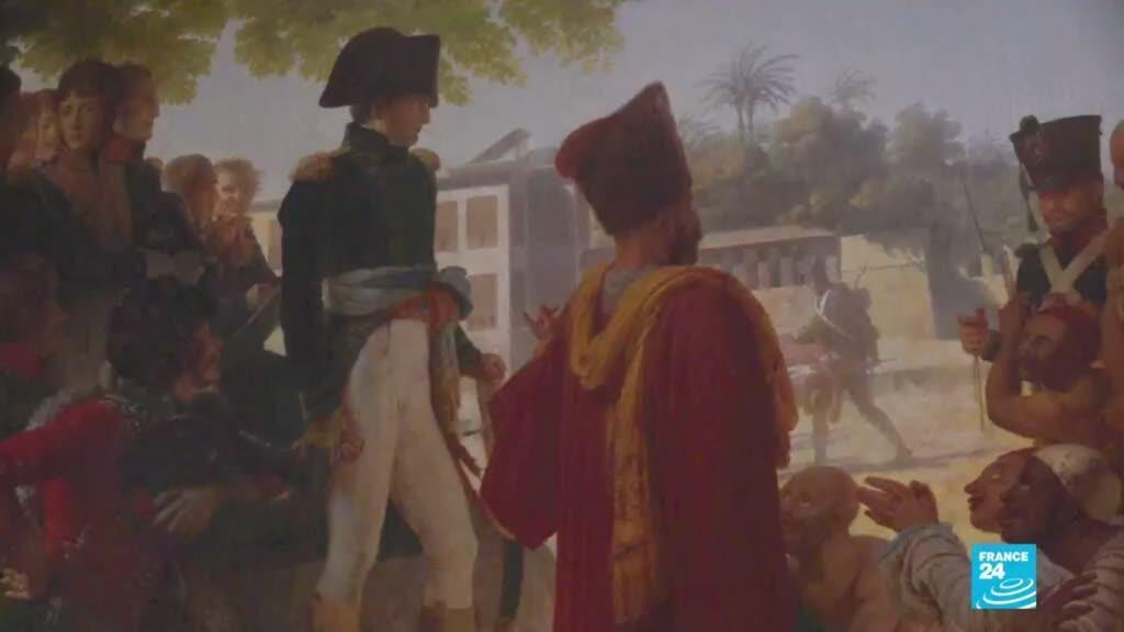 """2021-05-06 03:12 Cuando la expedición de Napoleón Bonaparte """"reveló Egipto al mundo y a sí mismo"""" (3/4)"""
