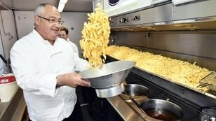 """Despite being widely dubbed """"French"""", fries are a prized product in Belgium"""