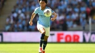 Leroy Sane in a fight to win back his starting place at Manchester City