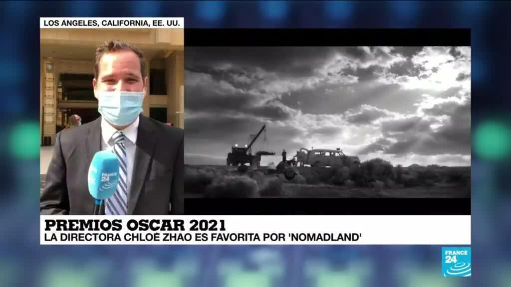2021-04-26 01:10 Informe desde Los Ángeles: Premios Óscar se celebran en condiciones atípicas por el Covid-19