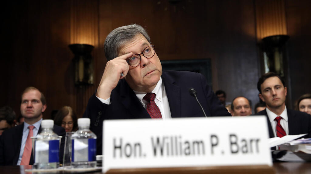 US Attorney General Barr refuses to testify before House