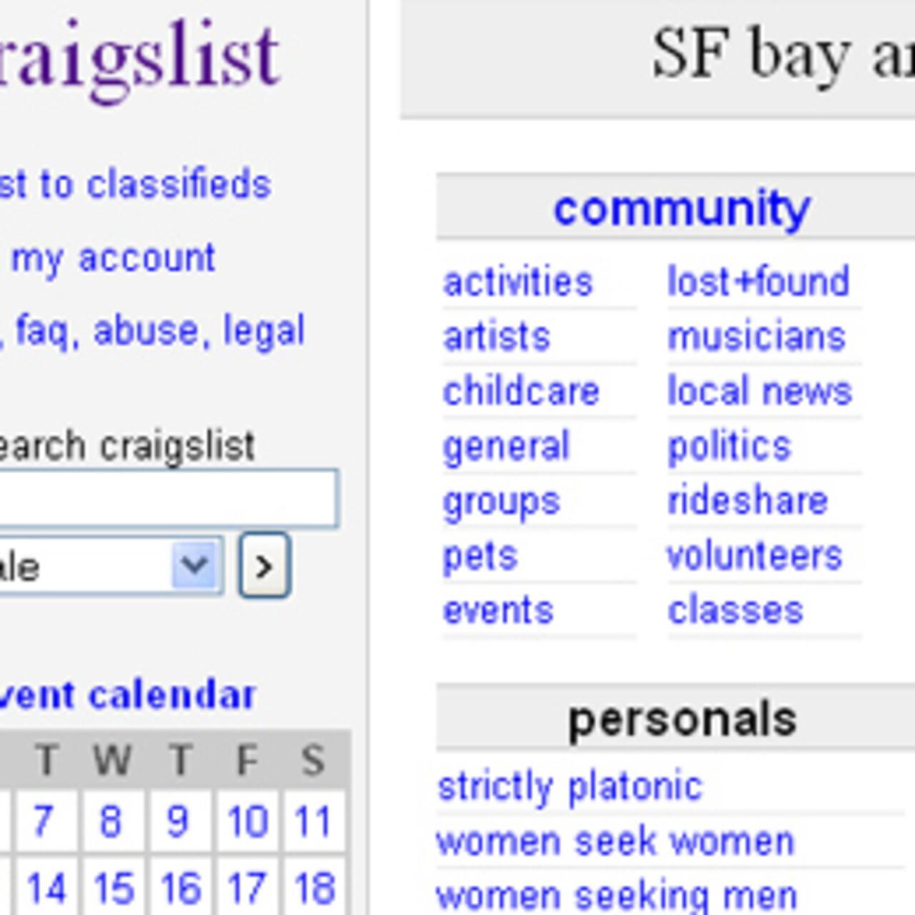 33 HQ Photos Craigslist Sf Pets East Bay / Craigslist ...