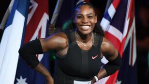 C'est le septième titre en Australie de Serena Williams.