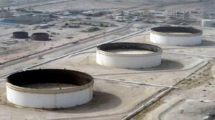 La raffinerie iranienne de Lavan