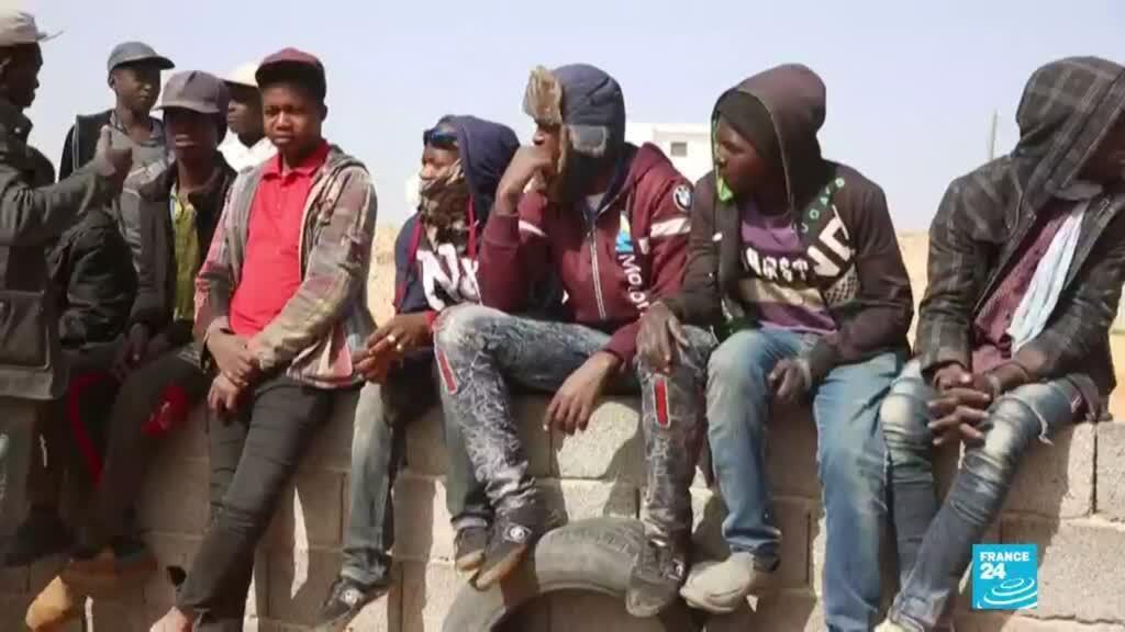2021-05-22 14:36 Europa: sin residencia fija, trabajo ni papeles migrantes africanos buscan regresar a casa